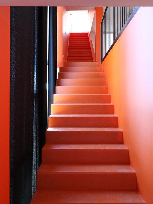 Escalier Peint : Photos Et Idées Déco