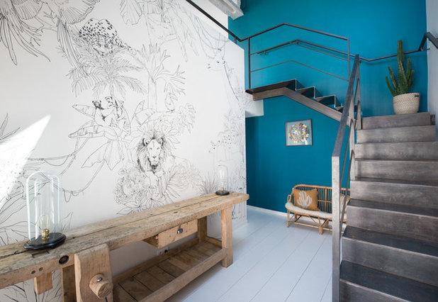Tendance : Les fresques magnifient les murs