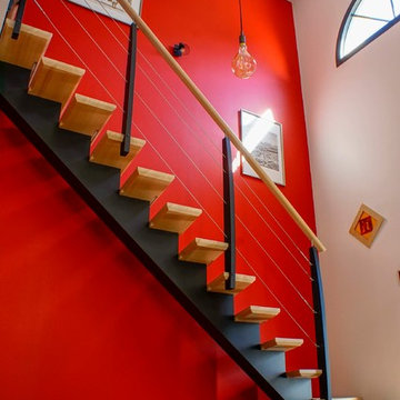 Conseils decoration et couleurs - Maison de 175m² à Saint-Marc-sur-Mer