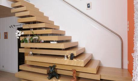 Inspiration: 8 usædvanlige og overraskende løsninger til trapper