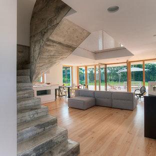 Construction d'une maison passive au Pays basque