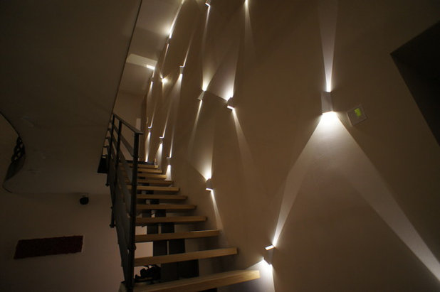 Comment clairer un escalier for Lumiere decoration interieur