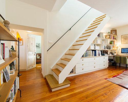 Treppenhaus im landhausstil frankreich   treppenhausgestaltung und ...