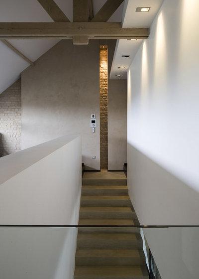 comment clairer un couloir. Black Bedroom Furniture Sets. Home Design Ideas