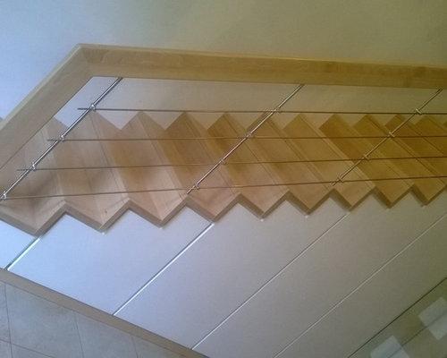 Modern rangement sous escalier home design ideas photos - Rangement sous escalier ...