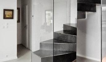 Escalier BOX PLEXI