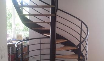 les 15 meilleurs fabricants d 39 escaliers sur lorient houzz. Black Bedroom Furniture Sets. Home Design Ideas