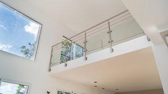 Escalier Droit Design intérieur