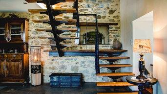 Escalier Indoor Concept
