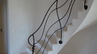 Escalier/Rampes