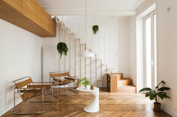Scandinave Escalier by Atelier Sagitta