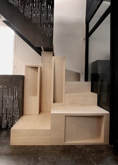 Modern Treppen by 37.2 architecture