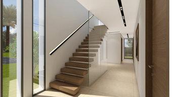 Escalier suspendu - SIDE