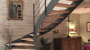 "Escalier ""Virgule"""