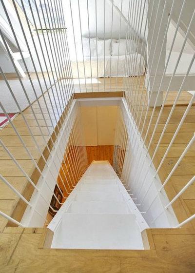 Contemporain Escalier by Buildings & Love Architecture