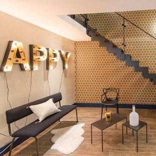 Photos et idées déco d\'escaliers contemporains