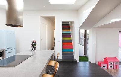 Donnez du caractère à votre escalier !