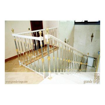 "Garde-corps laiton ""Collection Paris"""