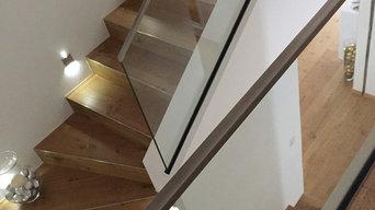 Gestion d'éclairage autonome escalier