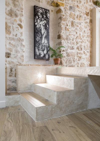 Contemporáneo Escalera by Franck Minieri, Photographer