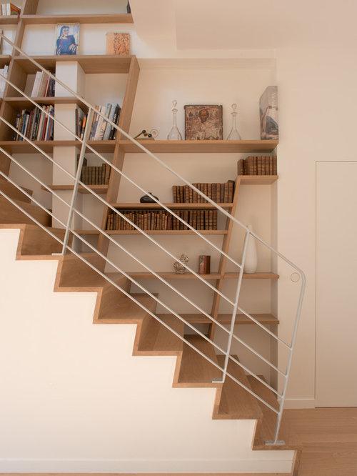 Photos Et Id Es D Co D 39 Escaliers Rangement Et Amenagement