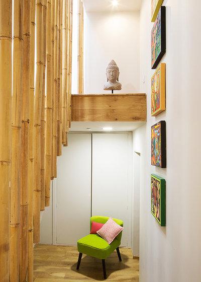 Asiatique Escalier by Alta Mente
