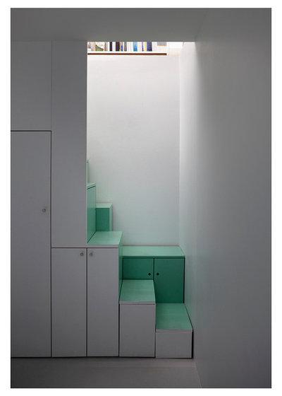 Contemporain Escalier by Studio Pan