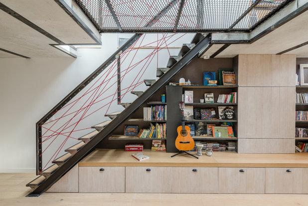 Contemporain Escalier by Stanislas Ledoux