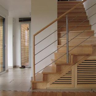 Landhausstil Treppen in Nantes Ideen, Design & Bilder | Houzz