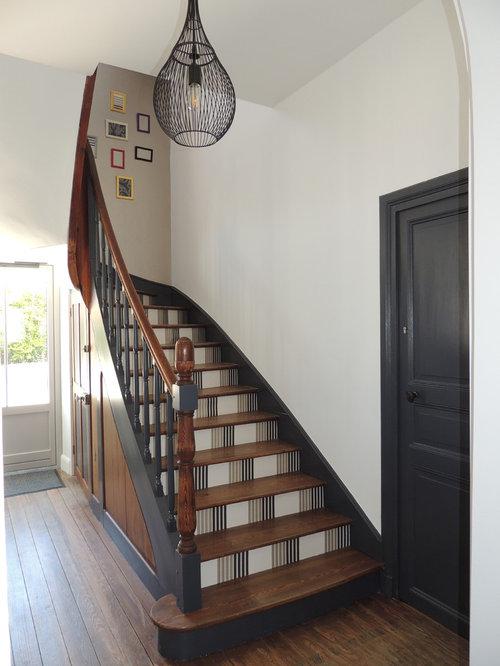 Photos et idées déco d'escaliers en U