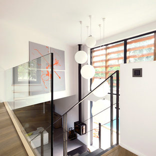 Déco de mur d\'escalier : Photos et idées déco