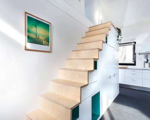 Modern Stairs Design modern staircase ideas, designs & remodel photos | houzz