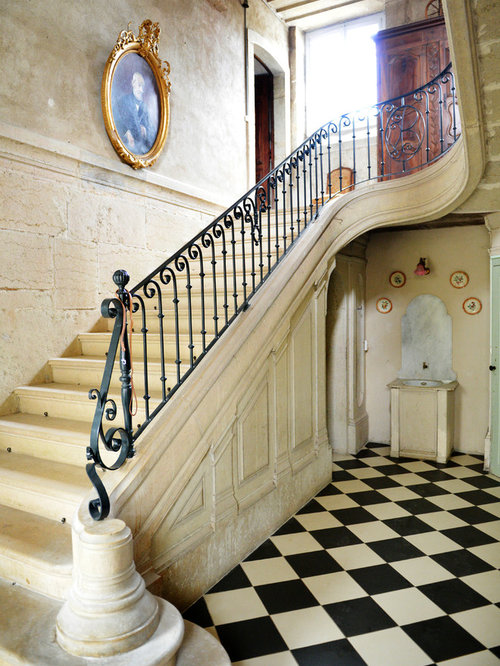 Photos et id es d co d 39 escaliers - Idee deco sous escalier ...