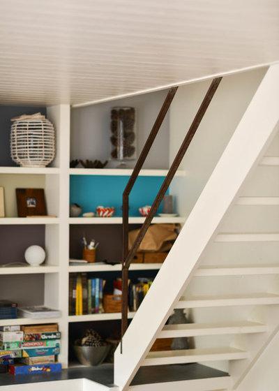 Contemporain Escalier by Roberta Becherucci - Cuisines et Décoration