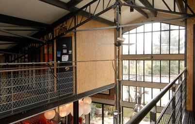 Visite Privée : Usine-loft, une transformation réussie !