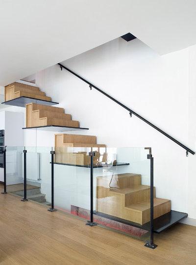 Contemporain Escalier by Philippe Berthomier