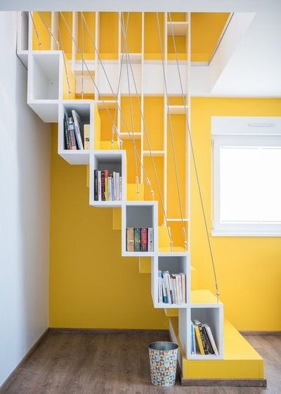 Modern Treppen by Design d'Space - Géraldine Lange
