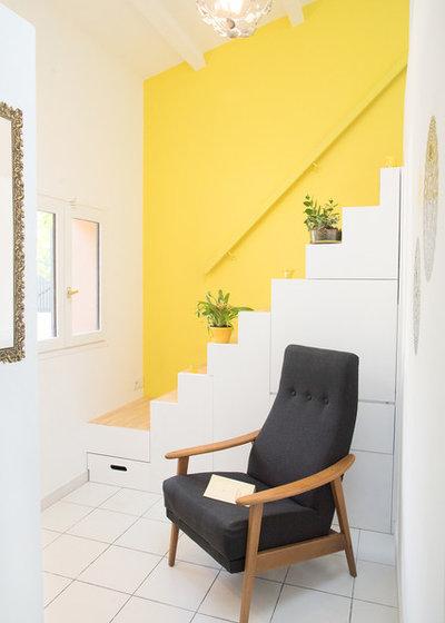 Contemporain Escalier by La ligne de Claire