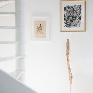 Rénovation complète d'un appartement en duplex