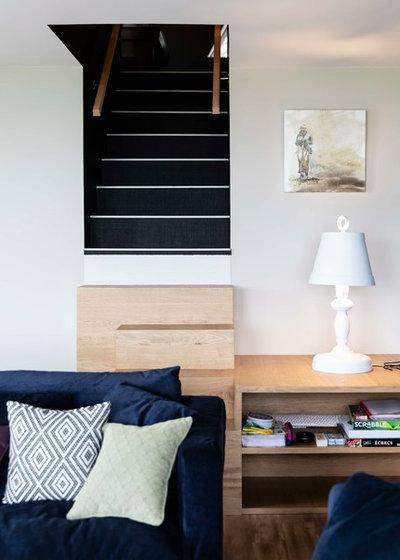 Современный Лестница by Octant Design