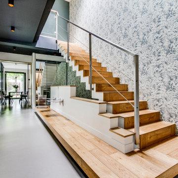 Rénovation d'une maison de 200m2