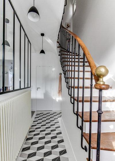 Scandinave Escalier by ADORA Rénovation
