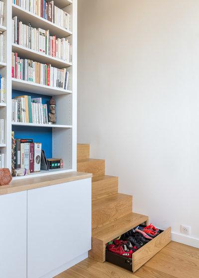 Contemporain Escalier by Expression Architecte Intérieur