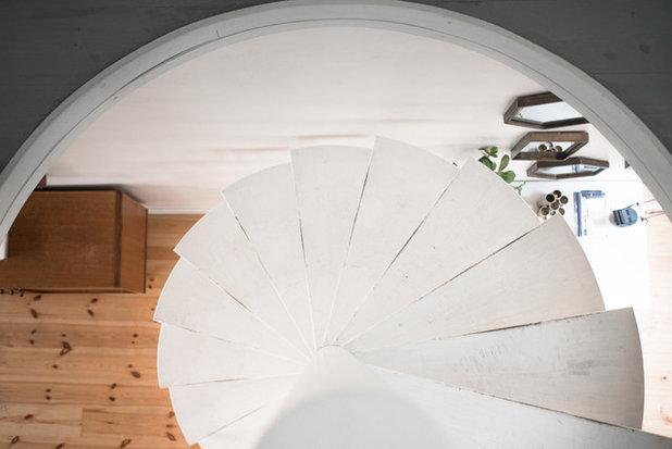 Éclectique Escalier by Jours & Nuits