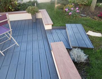 Terrase bois