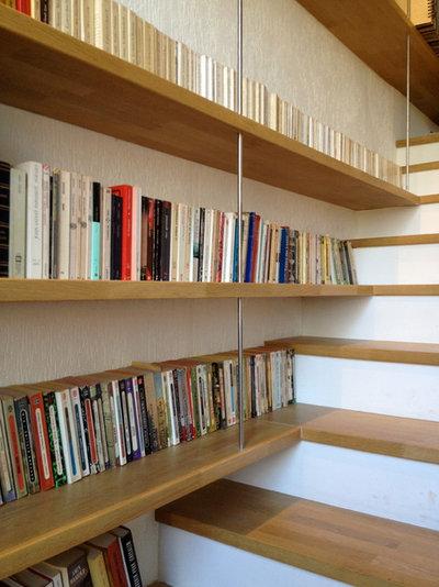 Contemporain Escalier by LM Architectes