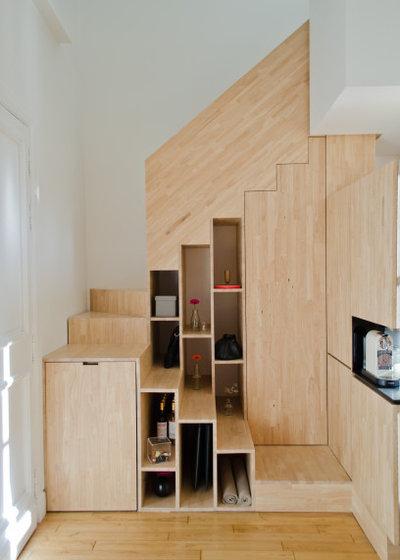 Современный Лестница by Martins Afonso atelier de design