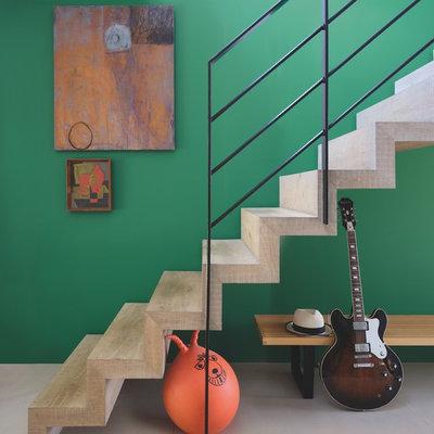 Contemporain Escalier by Farrow & Ball
