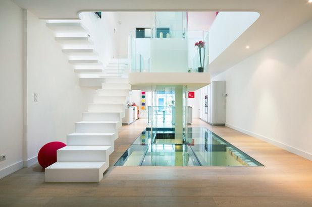 Contemporain Escalier by Le Studio / Pierre Antoine Compain