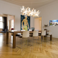 Contemporary Dining Room by BERLINRODEO interior concepts